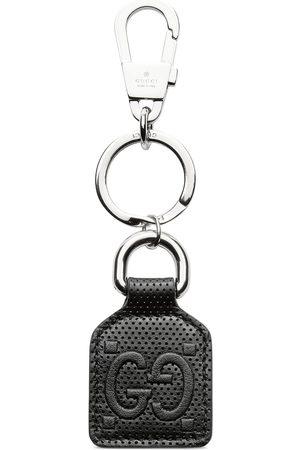 Gucci Portachiavi con motivo GG in rilievo