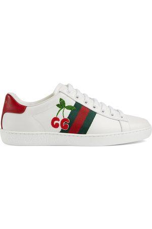 Gucci Donna Sneakers - Sneaker Ace donna con ciliegie