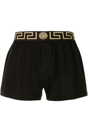 VERSACE Uomo Boxer shorts - Boxer con bordo Chiave Greca