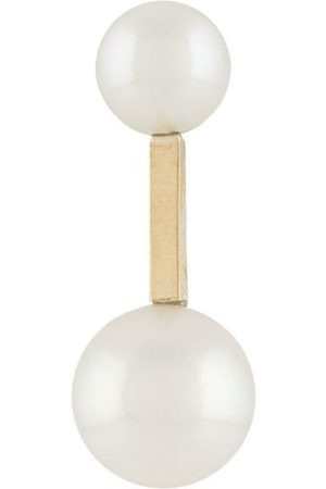 HSU JEWELLERY LONDON Orecchini di perle Making Marks in 18kt