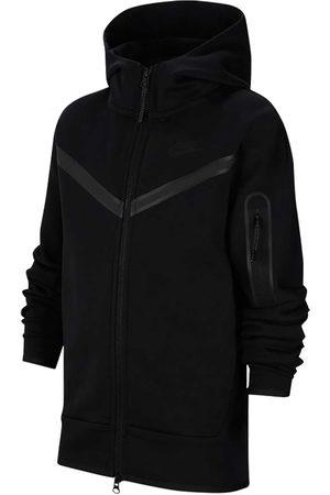 Nike FELPA FZ C/CAPP TECH FLEECE BAMBINO