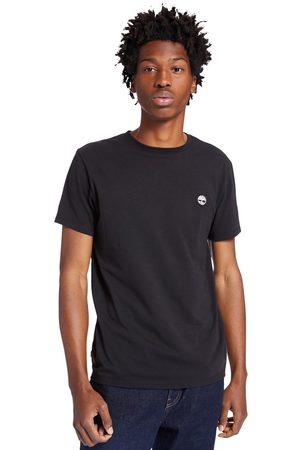 Timberland T-shirt Da Uomo In Cotone Con Logo In Colore Colore