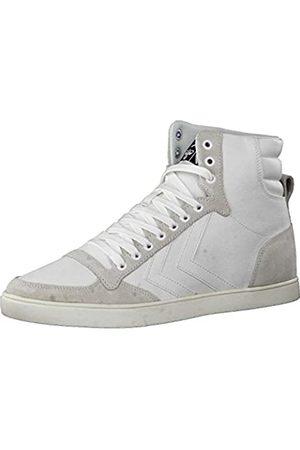 Hummel Slimmer Stadil Tonal High, Sneaker a Collo Alto Unisex-Adulto, Bianco , 37 EU