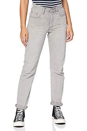 Levi's 501 Crop Jeans, , 31W / 30L Donna