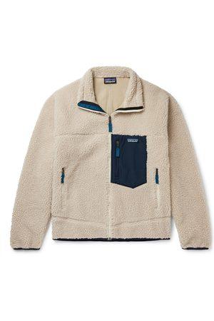 Patagonia Uomo Giacche di pile - Classic Retro-X Shell-Trimmed Fleece Jacket