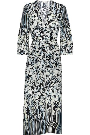 Dorothee Schumacher Abito midi Blooming Love in seta