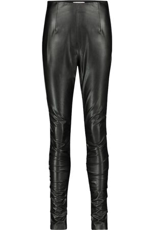 Dorothee Schumacher Leggings Sleek Performance in similpelle
