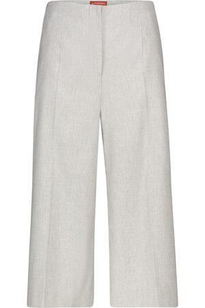 Altuzarra Pantaloni culottes in misto lana