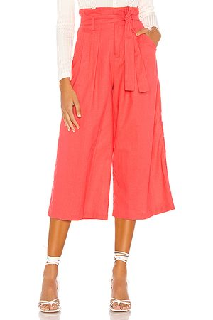 LPA Wide Leg Paperbag Pant in - . Size L (also in M, S, XL, XS, XXS).