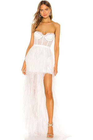 For Love & Lemons X REVOLVE Bustier Gown in - . Size M (also in S, XS, L, XL).