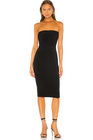 Norma Kamali Strapless Dress in - . Size L (also in M, S, XL).