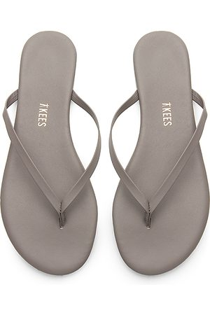 Tkees Solids Flip Flop in - Gray. Size 10 (also in 5, 6).