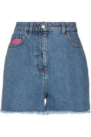 GCDS Donna Pantaloncini - JEANS - Shorts jeans