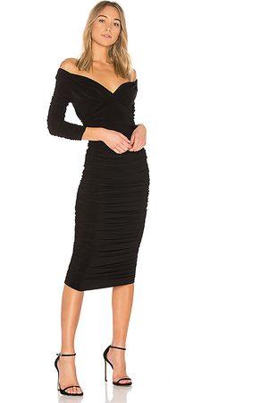 Norma Kamali Tara Dress in - . Size L (also in S, XS).