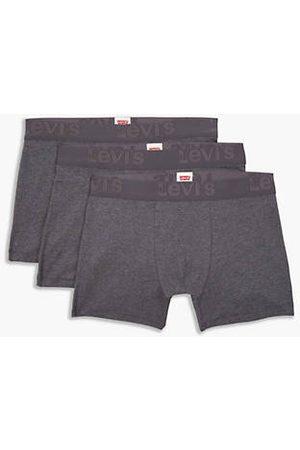 Levi's Premium Boxer Brief 3 Pack / Grey Melange