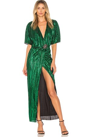 House of Harlow X REVOLVE Sabrina Dress in - Green. Size S (also in XL).