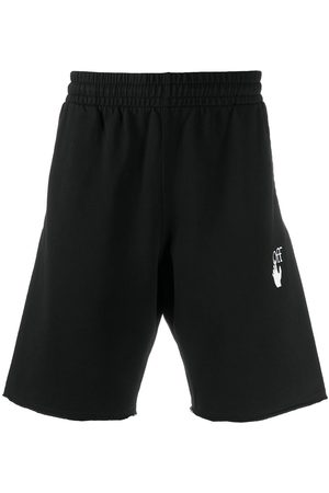 OFF-WHITE Uomo Shorts - Shorts sportivi a righe