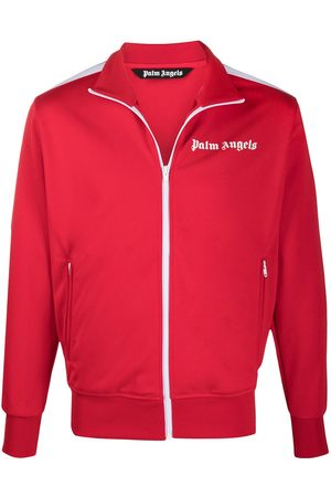 Palm Angels Giacca sportiva con stampa