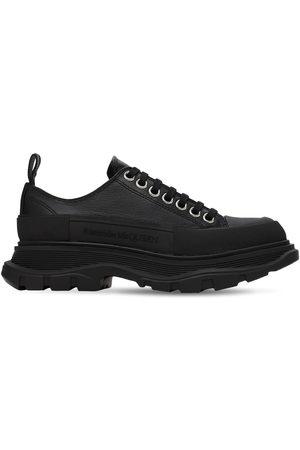 """Alexander McQueen Sneakers """"tread Slick"""" In Pelle 45mm"""