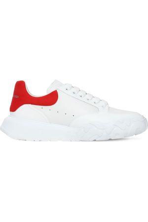 """Alexander McQueen Sneakers Oversize """"court"""" In Pelle 40mm"""