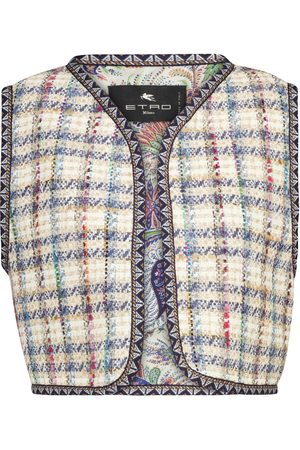 Etro Giacca in tweed