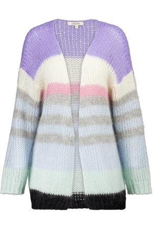 Dorothee Schumacher Cardigan Airy Attitude a righe
