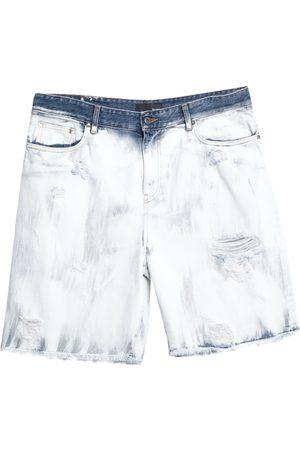 B-USED JEANS - Bermuda jeans