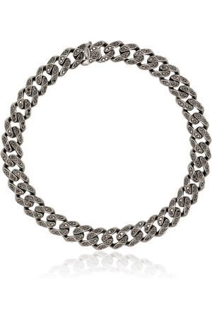 Shay Bracciale a catena in oro 18kt con diamanti