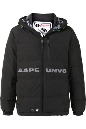 AAPE BY *A BATHING APE® Piumino con stampa