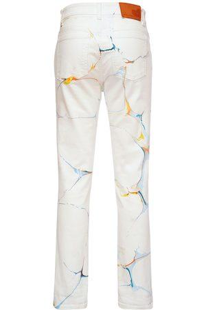 Stella McCartney Jeans Skinny Boyfriend In Eco Denim