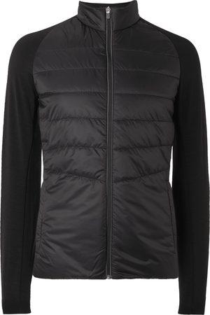 Falke Stretch Jersey-Trimmed Quilted Ski Jacket