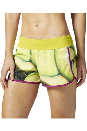 Reebok Short CrossFit Avocado donna