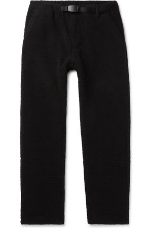 Gramicci Uomo Pantaloni - Truck Belted Fleece Trousers