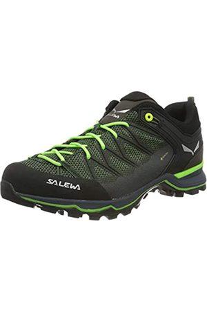 Salewa MS Mountain Trainer Lite Gore-Tex, Scarpe da Arrampicata Alta Uomo, Blu , 44.5 EU