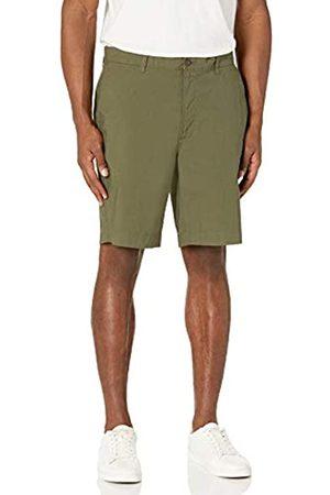 "Amazon Regular-Fit Lightweight Stretch 9"" Short Flat-Front-Shorts, Jacky's, 38"