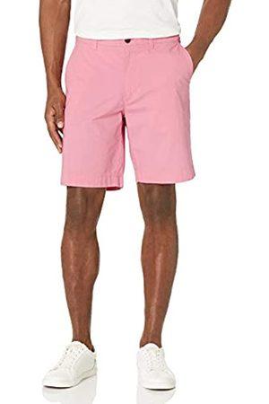 "Amazon Regular-Fit Lightweight Stretch 9"" Short Shorts, Washed Pink, 33"