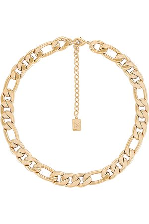 MIRANDA FRYE Donna Collane - Brooklyn Necklace in - Metallic . Size all.