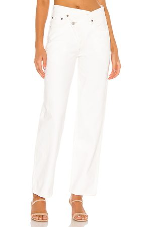 AGOLDE Donna Criss Cross Wide Leg in . Size 23 (also in 24, 25, 26, 27, 28, 29, 31).