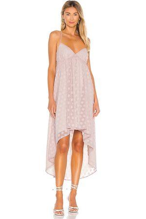 LPA Fiona Dress in - Blush. Size L (also in XXS, XS, S, M, XL).