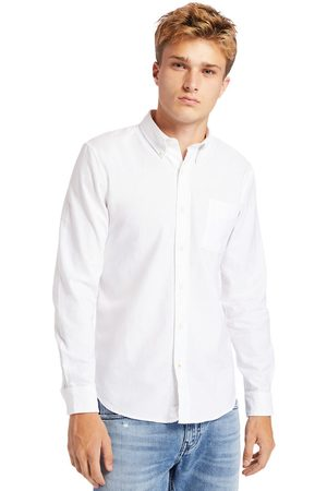 Timberland Camicia Button Down Da Uomo Gale River In
