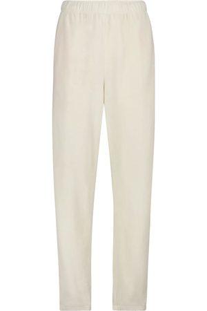 Les Tien Pantaloni sportivi in velluto