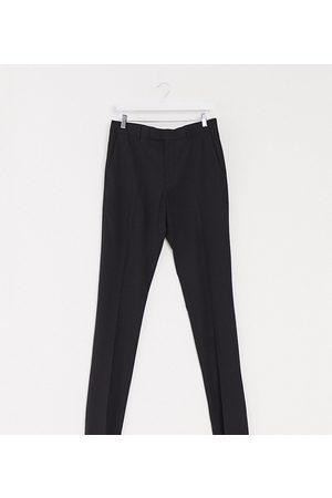 ASOS Tall - Pantaloni da abito skinny neri