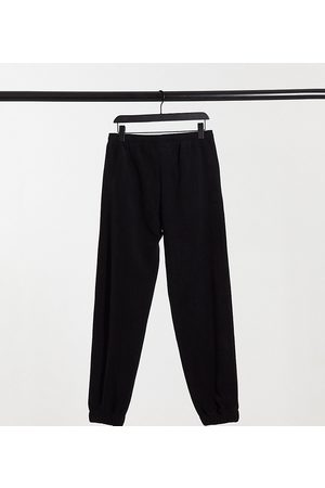 COLLUSION Unisex - Joggers in pile