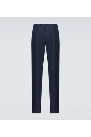 Brunello Cucinelli Pantaloni chino in cotone