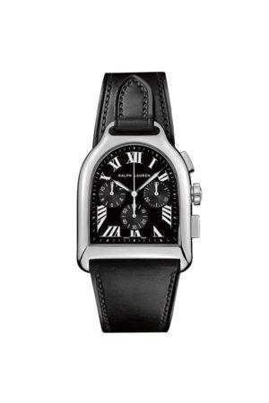 Ralph Lauren Cronografo grande in acciaio