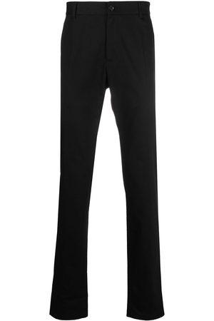 VERSACE Pantaloni sartoriali con ricamo