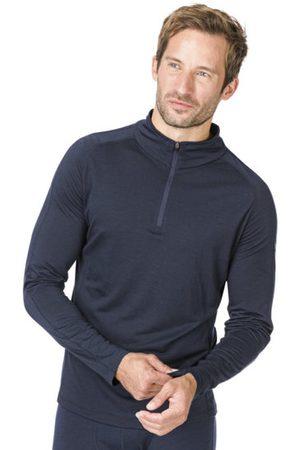 Supernatural M Base 1/4 Zip 230 - maglia manice lunghe - uomo
