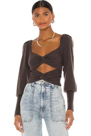 LPA Ayla Knit Top in - . Size L (also in XL, XS).
