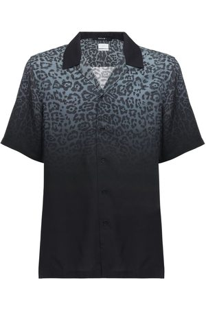 KSUBI Uomo Camicie - Camicia In Rayon Stampato