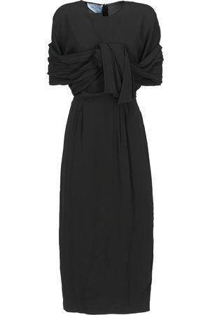 Prada Donna Vestiti lunghi - Abbigliamento